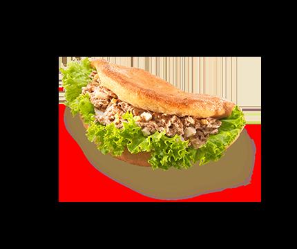 Focaccia Thunfisch