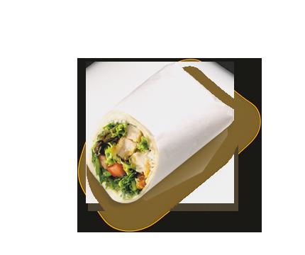 Wrap Crispy Chicken
