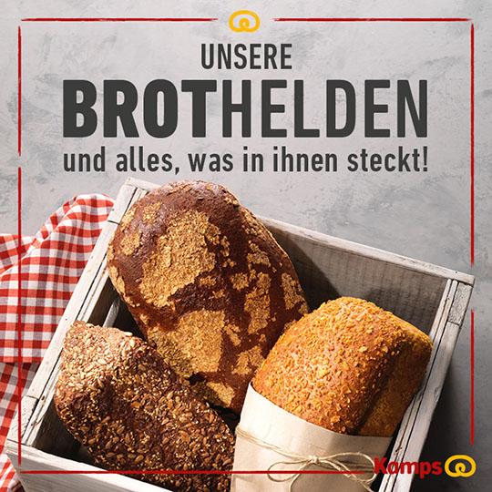 Alles Wissenswerte über unsere Brot-Helden