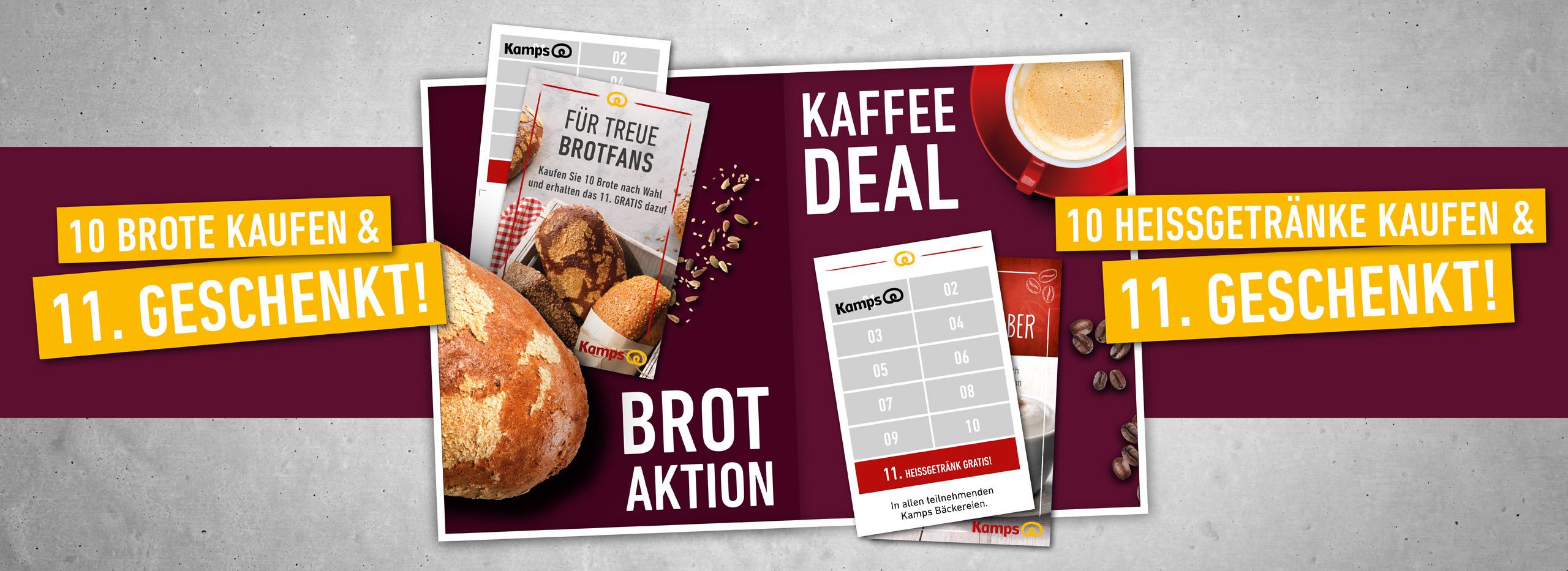 Brot- und Kaffee Deal