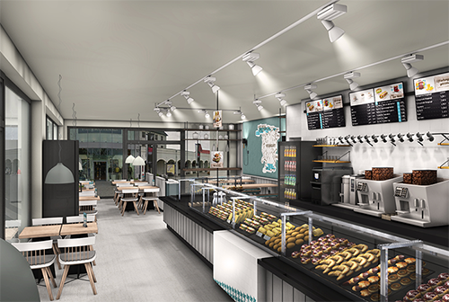 Kamps - The German Bäckerei in the Netherlands