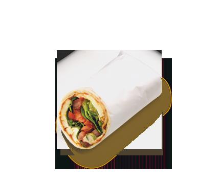 Wrap Tomate Mozzarella